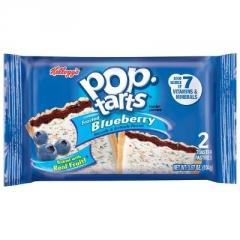 Kellogg`s Pop Tarts Blueberry (104 гр)