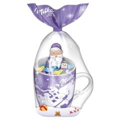 Milka набор Christmas Кружка 95 гр