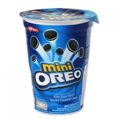Печенье Oreo mini vanilla cookies (67 грамм)