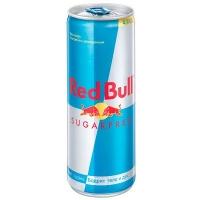 Red Bull 0,25л (без сахара)