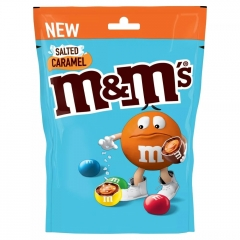 Драже M&Ms Salted Caramel 109 гр