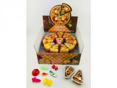 Шоколадная паста с печеньем и игрушкой ШОКО ПИЦЦА 12 гр