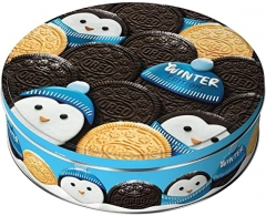 Oreo Winter Selection Penguin Tin 396g