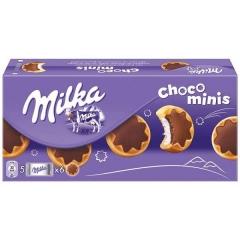 Печенье Milka Choco Minis (150 грамм)