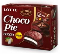 Чоко Пай (пирожное шоколадное) 336 грамм
