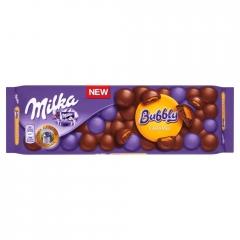 Milka Bubbly caramel 250 грамм