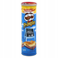 Чипсы Pringles Salt & Vinegar 158 гр