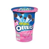 Oreo Mini Strawberry Cookies 61,3g