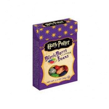 Harry Potter Bertie Bott's Every Flavour Beans flip 34g