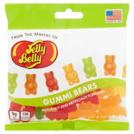 Jelly Belly Gummi Bears (85 грамм)