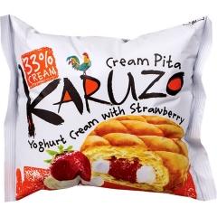Пирожное Karuzo Yoghurt&Strawberry 62 гр