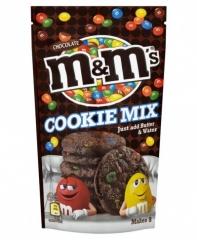 M&M's Cookies Mix Смесь для приготовления печенья 180g
