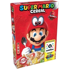 Сухой завтрак Kelloggs SUPER MARIO с маршмеллоу 238гр