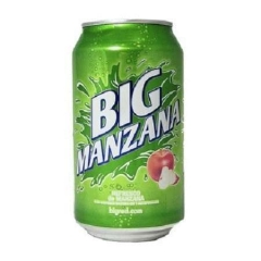Big Apple Soda 0,355 ml