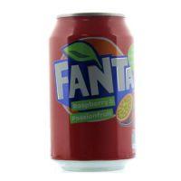 Fanta Raspberry & Passionfruit (330 мл)