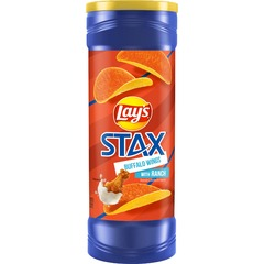 Чипсы Lay's Stax - Buffalo Ranch 155,9 гр