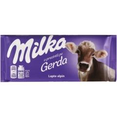 Milka Alpine Milk 100g
