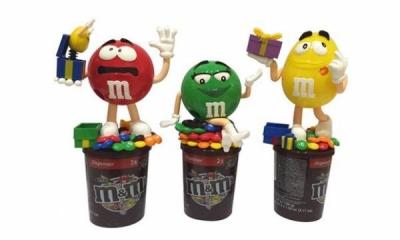 M&M's Чоко Диспенсер (90 грамм)