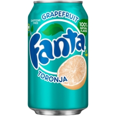 Fanta Grapefruit 0,355ml