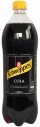 Schweppes COLA  0,9л