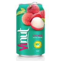 Напиток VINUT со вкусом личи 330мл