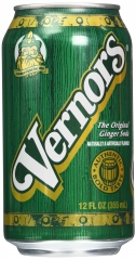 Vernors 0.335л