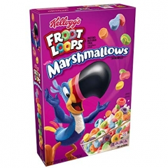 Kelloggs FROOT LOOPS MARSHMALLOWS  357g