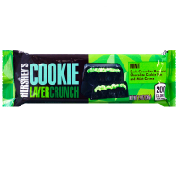 Hershey's Cookie Layer Crunch Mint 39g