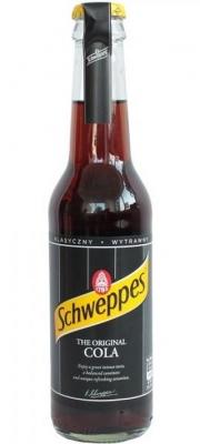 Schweppes The Original COLA  0,275 мл