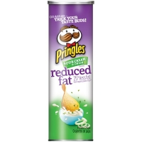 Pringles Sour cream & Onion (reduced fat) 158g