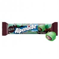 Конфеты Alpenliebe Чоко Минт 26 гр