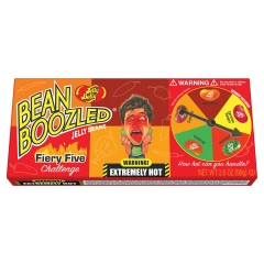 Jelly Belly (Тайланд) Bean Boozled Flaming Five 100г