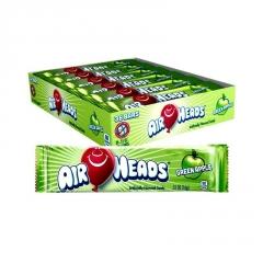 Жевательная конфета Airheads со вкусом Зеленого Яблока 15,6гр