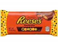 Hershey's Reese's PEA Шоколадные тарталетки с арахисовой пастой и драже 42 гр