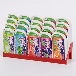 """Сахарное освежающее  драже """"Fresh candy"""" 12 гр"""
