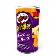 Картофельные чипсы Принглс 4 Сыра 53гр