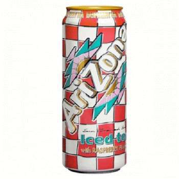 Напиток Arizona Raspberry Tea 0,68л