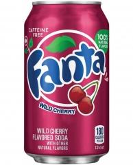 Fanta Wild Cherry 0,355л
