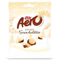 Nestle Aero Snowbubbles 80гр