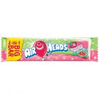 AirHeads Big Bar - Strawberry and Watermelon Леденец 2в1 42,5гр