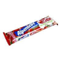 Жевательные конфеты Alpenliebe с клубничным вкусом 24,5 гр