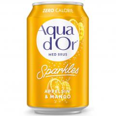 Aqua d'Or Appepsin & Mango 330мл