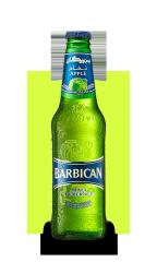 "Напиток ""Барбикан"" Яблочный 0.33л"