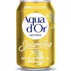 Aqua d'Or Hyldeblomst & Lemonade 330 мл