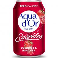 Aqua d'Or Jordbar & Hindbar 330 мл