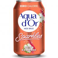 Aqua D'Or Apple & Rbubarb 330 мл