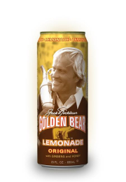Arizona Golden Bear Lemonade Original with Ginseng and Honey 0,680 ml