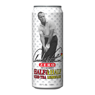 Напиток Arizona Arnold Palmer Zero Tea 0,68л