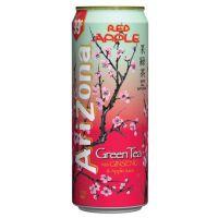 Напиток Arizona Red Apple Green Tea 0,68л