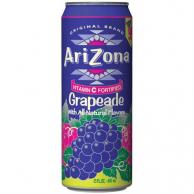 Напиток Arizona Grapeade 0,68л